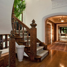 Traditional Staircase by MB Jessee