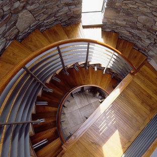 Interior Stair Tower