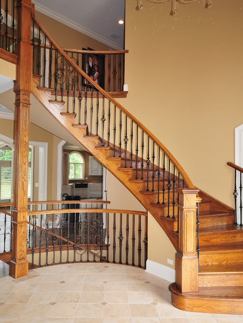 Basement Staircase Houzz