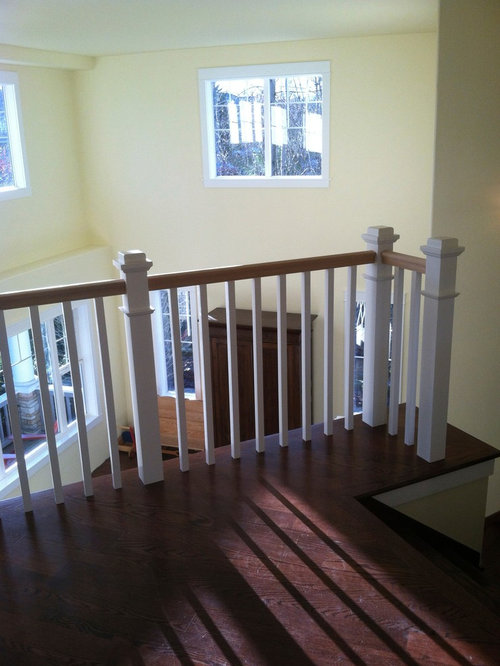 Interior Stairs And Railing Installation Seattle