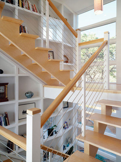 Industrial Staircase by Feeney Inc.