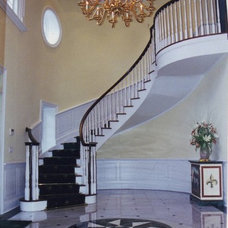 Staircase by Richard Kotz, Architect