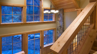 INTERIORS // Snowcrest House // Alpine Meadows, CA