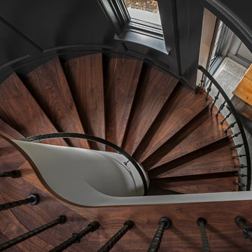 Intricate Staircases