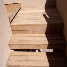 Traditional Staircase by Old Town Builders LLC