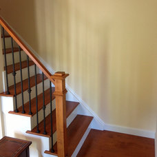 Traditional Staircase by Stair Supplies