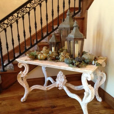Traditional Staircase by Adams Kirby Homes