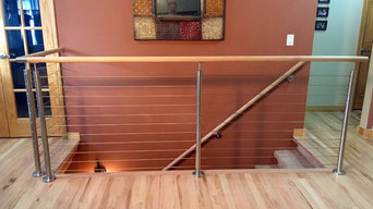 Italian Stainless cable railing system