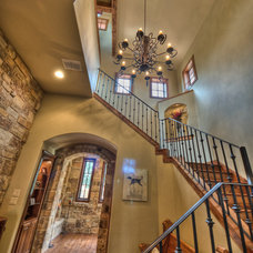 Modern Staircase by J. Bryant Boyd, Design-Build