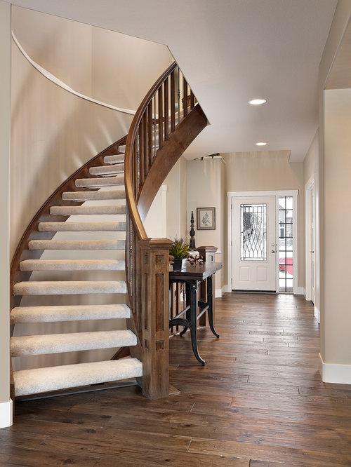 Carpet Tread Open Riser Home Design Ideas Pictures
