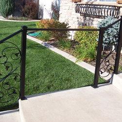 Janela Handrail -