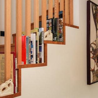 Удачное сочетание для дизайна помещения: лестница в восточном стиле - самое интересное для вас