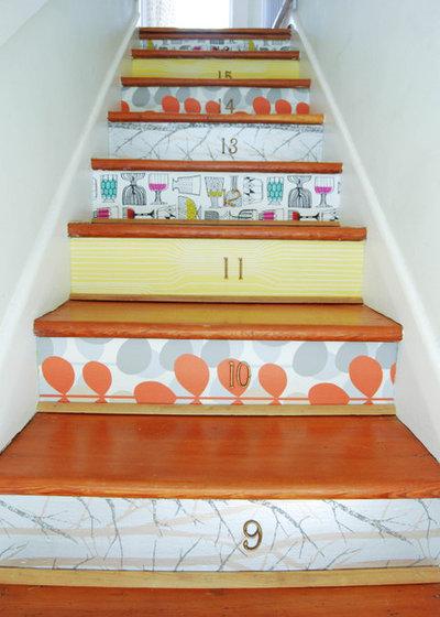 Éclectique Escalier by Megan Buchanan