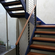 Modern Staircase by Five Twenty Two Industries