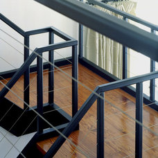 Modern Staircase by Crisp Architects