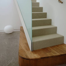 Modern Staircase by David Churchill - Architectural  Photographer