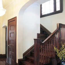 Traditional Staircase by Esther Hershcovich