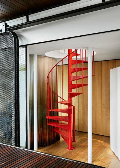 Modern Treppen by Austin Maynard Architects