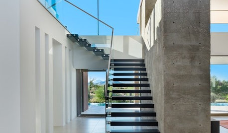 Houzz Tour: A Sleek and Contemporary Villa with Breathtaking Views