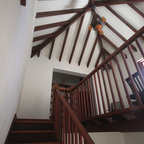 Staircase Traditional Staircase Boston By Mary