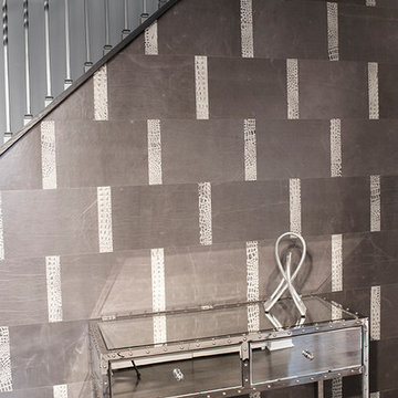 KLAD™ Luxury Leather Wall in Our VooDoo & Animal Kingdom Collections