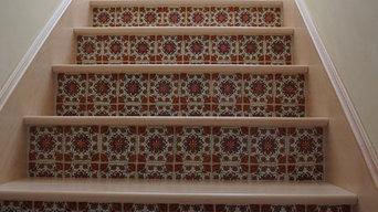 La Jolla Ca Staircase