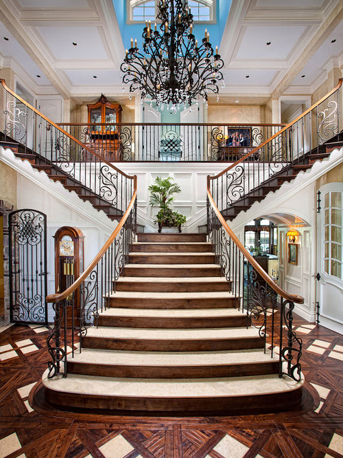 Grand Staircase Houzz