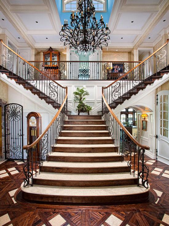 Grand Foyer Houzz : Grand entryway houzz