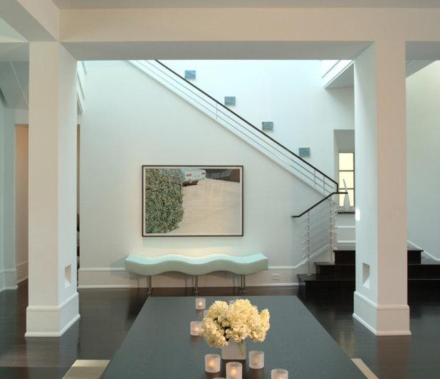Contemporáneo Escalera by TEA2 Architects