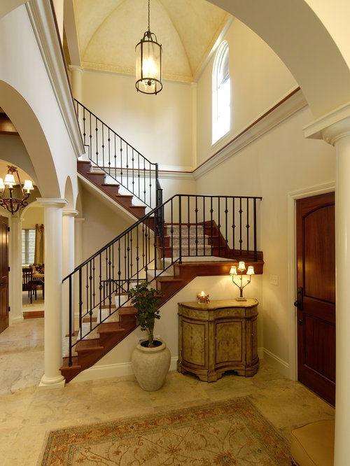 Wrought Iron Stair Railings Houzz