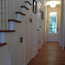 Traditional Staircase by The Aldrich Group, LLC