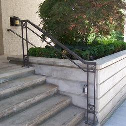 Landcaster Handrail -