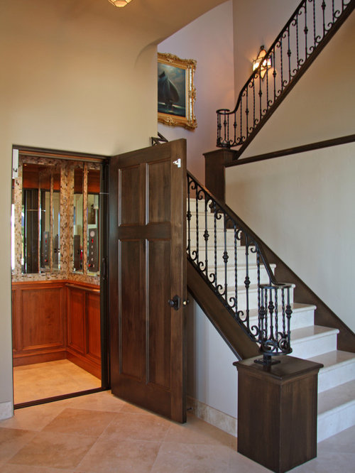 Front Elevation Staircase : Home elevator ideas pictures remodel and decor