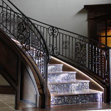 LED Stairway