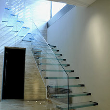 Modern Staircase by Elite Metalcraft Co. Ltd