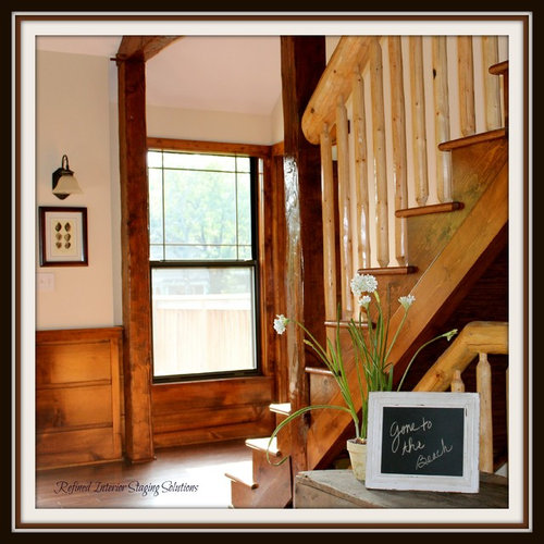 Photos et id es d co d 39 escaliers montagne home staging - Home staging escalier ...