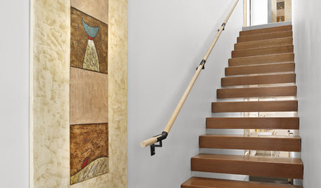 Stair Design and Construction for a Safe Climb