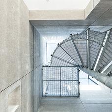 Industrial Staircase by AR Design Studio Ltd