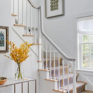 Wood Stair Railing Ideas Houzz
