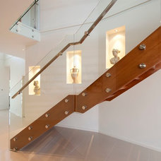 Contemporary Staircase by Design Unity