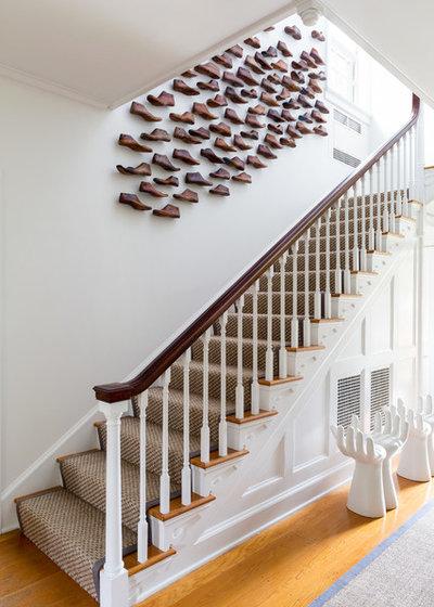 Classique Chic Escalier by Chango & Co.