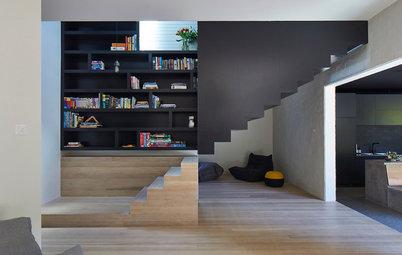 Illusions d'optique : Les escaliers trompent l'œil