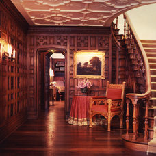 Traditional Staircase by LKID