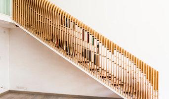 Loft / Handrail / Bookcase