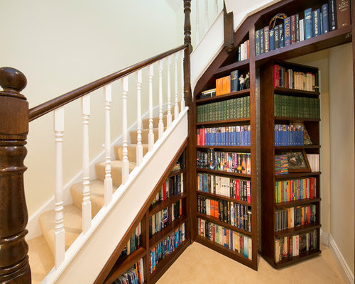 Small Home Library Ideas: Small Library Room Ideas