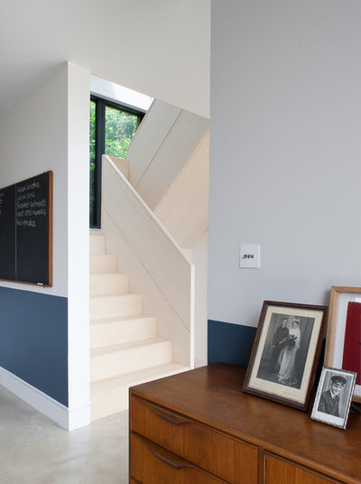 Scandinavian Staircase by Mailen Design