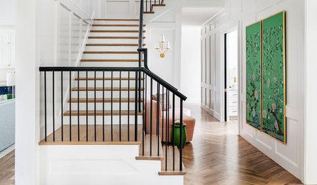 Schön gestuft: Das sind die 10 populärsten Treppen auf Houzz
