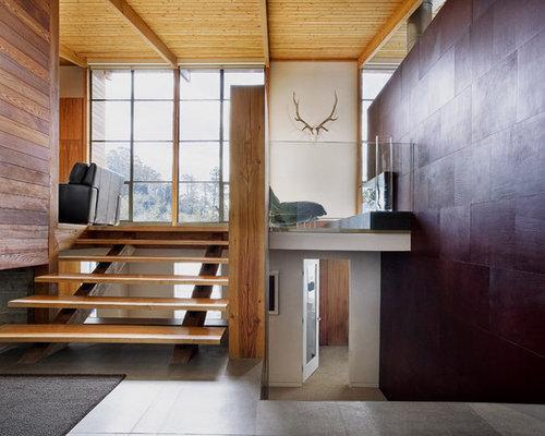 Split level home design ideas pictures remodel and decor for Modern split level homes