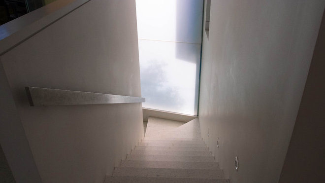 Contemporary Staircase by Monica Kovacic