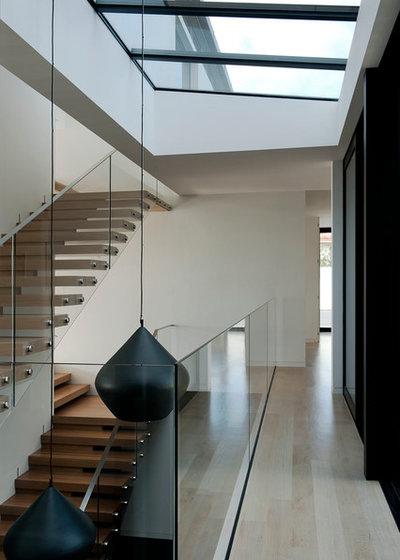 Contemporáneo Escalera by Daniel Marshall Architect